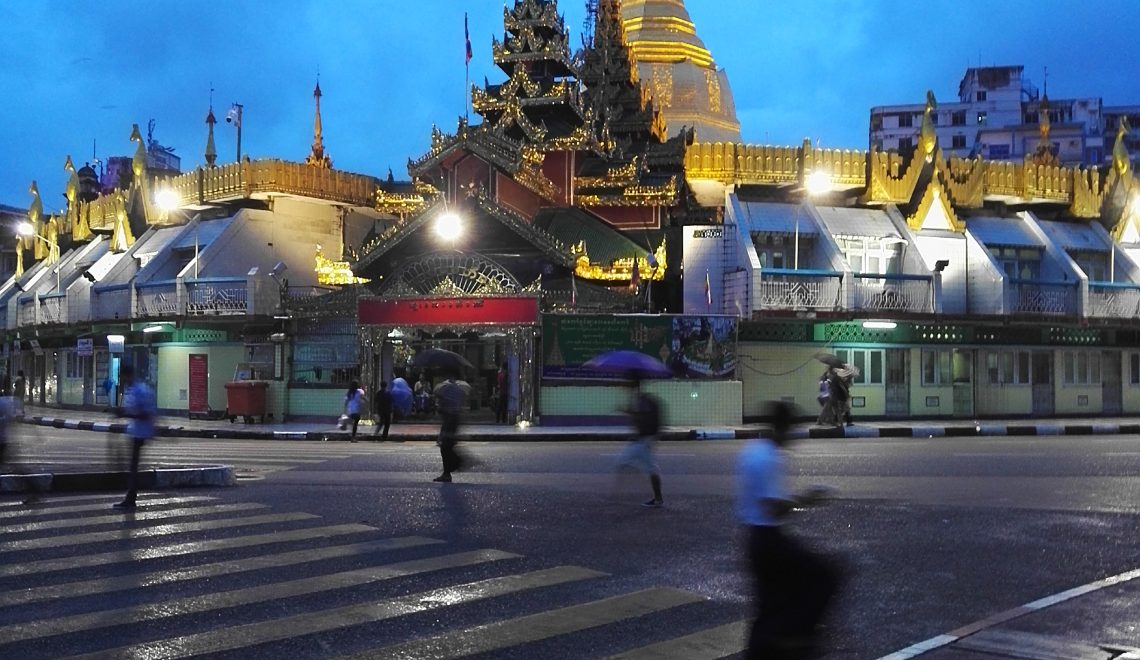 Top 3 Things to Do in Yangon