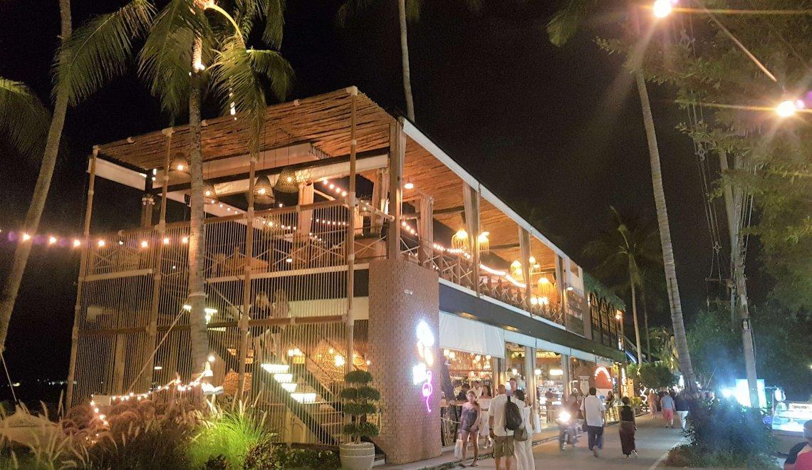 The Funkiest Fisherman's Village Restaurants