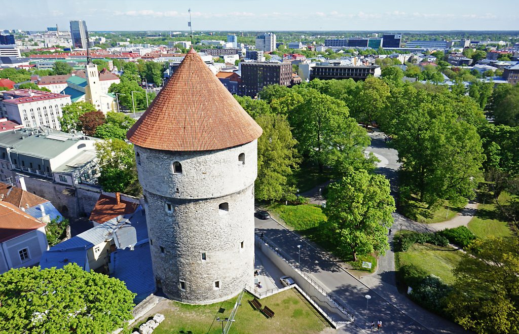 Kiek in de kök tower