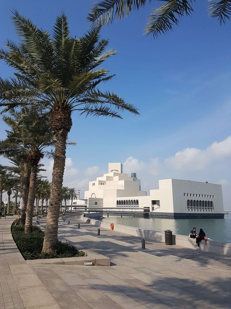 Museum of the Islamic Arts - an architectural gem