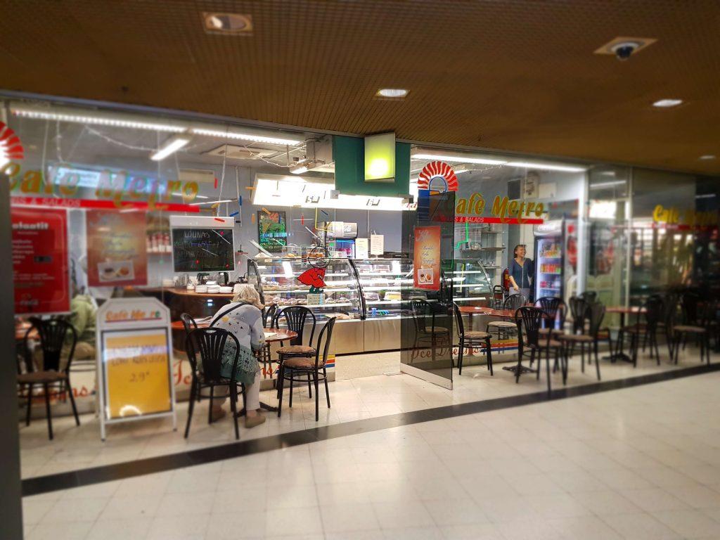 small cafeteria