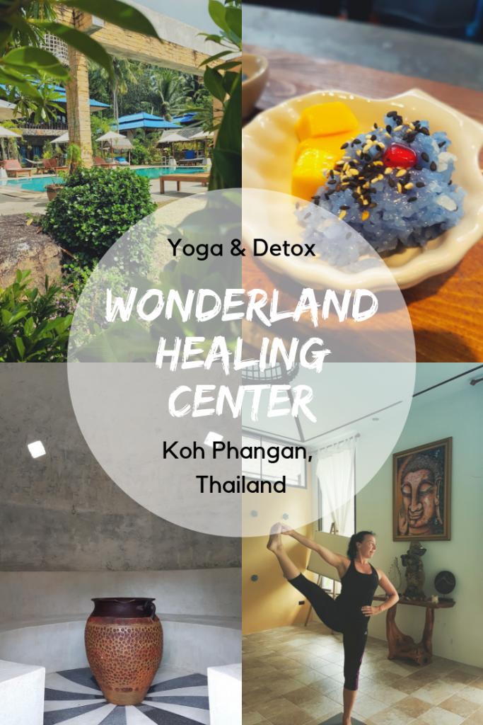 #wonderlandhealingcenter | #yoga| #detox | #yogaretreat | #kohphangan | #Thailand | #veganretreat | #veganrestaurant