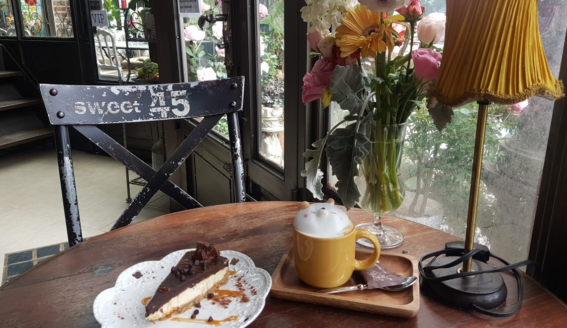 The Best and the Cutest Cafes to Visit in Bangkok