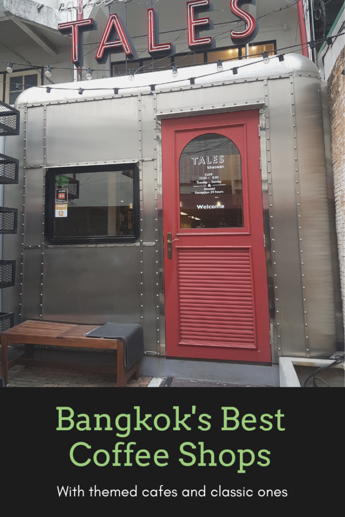 Bangkok has so many amazing and quirky coffee shops and new ones are opened every day. Here is a list of my favourites! #bangkok #coffee #cafe